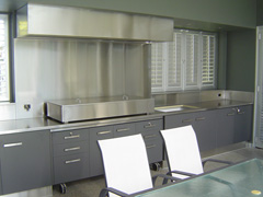stainless steel for outdoor kitchens